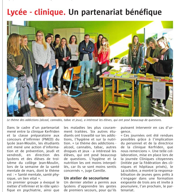 [CHATEAULIN - 14]  TB/SUD/PAGES ... 09/03/16