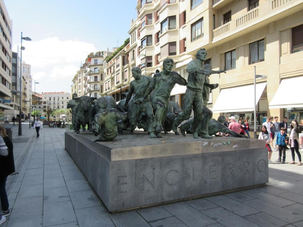 Encierro Pamplona (1)