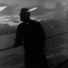 Tanguy René, L'étranger provisoire, 1998, photographie
