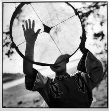 Zenon Sophie, Danseuse Nanoie, 2001, photographie