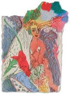 Henri Guibal, Lavie de B, n°2, 2001