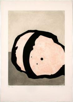 Dmitrienko Pierre, Dernier sommeil, 1970, aquatinte